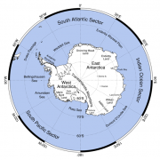 The physical setting of Antarctica - ACCE